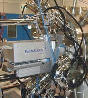 сенсор EpiRAS, установленный на установке MBE