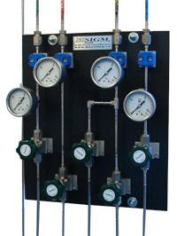 газовая панель
