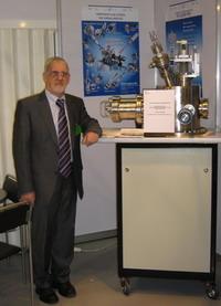 Модернизация отечественных Оже-спектрометров